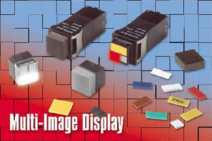 Split Image Switch Assembly offers NVIS compatibility.