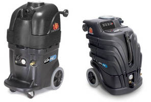 Portable Carpet Extractor generates up to 500 psi.