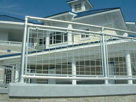 Architects Prefer Hollaender Component Based Railing Systems Over Welded When it Comes to Durability, Safety, and Appearance