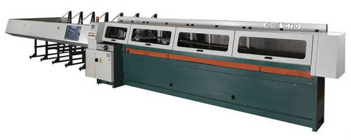 CNC Automatic Tube Saw offers productive, flexible operation.