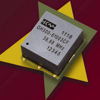 Crystal-Based Oscillators offer high frequency stability.