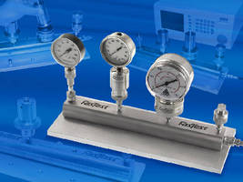 Manifold Pressure Calibration System operates on 4 instruments.