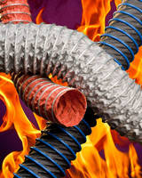 High Temperature Hoses are rated for -65 to 1,050°F service.