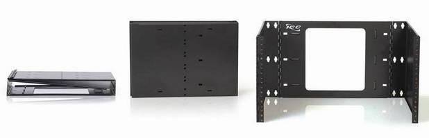 Heavy-Duty Wall Bracket offers alternative to wall mount racks.