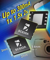 Compact Buck-Boost Regulator delivers up to 300 mA.
