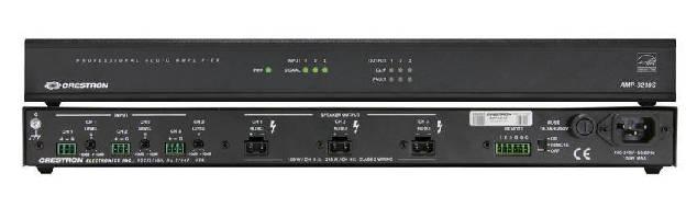 Commercial Audio Amplifiers meet ENERGY STAR certification.