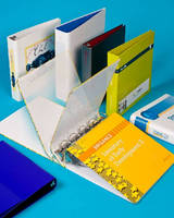 Loose Leaf Ring Binders open and close 250,000 times.