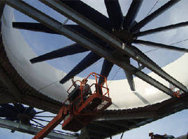Swifter® Cooling Tower Fans in Over 1000 Installations