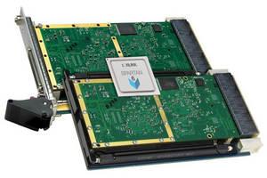 VPX FPGA Board (3U) employs Spartan-6 FPGA.