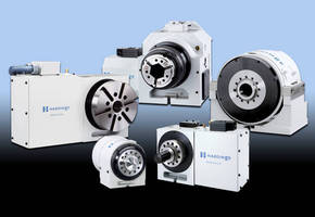 Collet-Ready Rotary Tables and Indexers Reduce Job Cost
