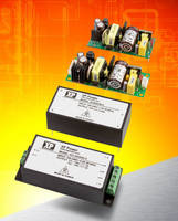 Ultra Compact 15-40 Watt Power Supplies with PCB or Chassis Mount Options