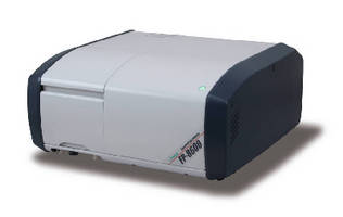 Spectrofluorometers feature scan speed of 60,000 nm/min.