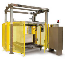 Large Load Stretch Wrapper is designed for speed, versatility.