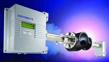 Process Gas Analysers com in cross-stack, extractive versions.