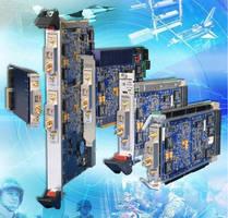 Data Acquisition Module offers multi-board synchronization.