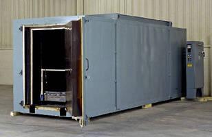 1200°F High Temperature Walk-In Oven