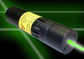 Laser Diode Module uses 515 nm green laser.