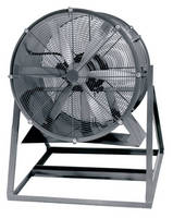 Industrial Fans keep people cool and areas ventilated.