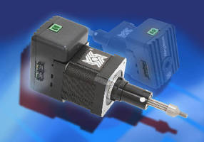 Programmable Linear Actuator communicates via RS-485 protocol.