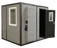 Sound Isolation Booth features are also available as upgrades.
