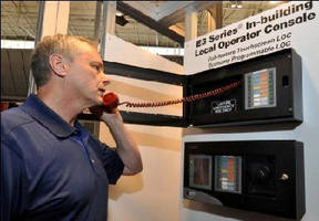 Emergency Communications Console remotely controls messaging.