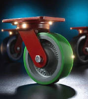 Towable Casters withstand 24/7 operations.