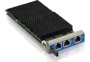 AdvancedMC(TM) Processor Module supports up to 4 GB RAM with ECC.