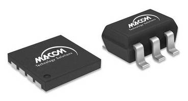 Low Noise Amplifiers suit RF and microwave applications.