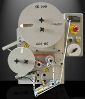 Automated Adhesive Applicator offers fully automated operation.