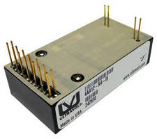 High-Voltage DC/DC Power Supplies offer interface options.