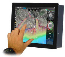 Dual Touch Displays target marine applications.