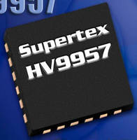 Six-Channel LED Driver delivers robust fault protection.