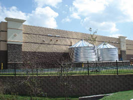 Rainwater Harvesting Systems help cut water consumption.