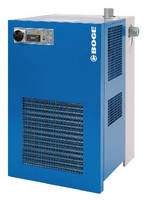 Refrigerant Dryers offer flow capacities from 10-5,000 cfm.