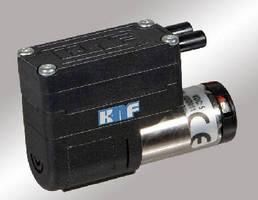 Micro Diaphragm Pump suits gas sampling applications.