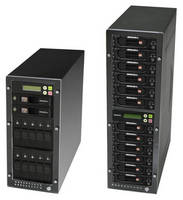 HDD Duplicator can simultaneously copy up to 11 drives.