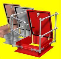 Safety Rail Source and Kee Safety Introduces New Roof Hatch Railing