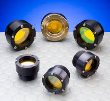 CO2 Laser Lenses are supplied in mounts for Amada lasers.