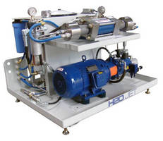 Waterjet Cutting System is designed for soft materials.