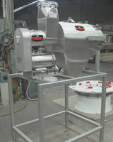 Centrifugal Screener features sanitary design.