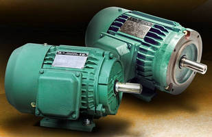 General-Purpose AC Motors are electrically reversible.