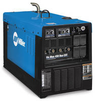 Dual-Operator Welding Generator provides 2 stick/TIG welders.