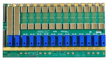ATCA Backplanes deliver 10 Gbps/link performance.