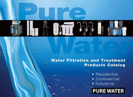 Watts Announces Availability of Pure Water Filtration Systems