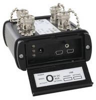 MIL-STD-1553 Test/Simulation Lab is ruggedized and portable.