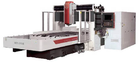 Hybrid 2D Laser Processing Machine comes in 2, 3, or 4 kW.