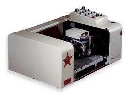 Engraving Machine Upgrade enables speeds up to 8 ips.