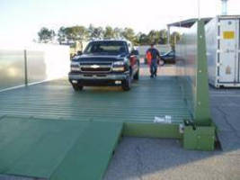 Hydro Engineering Inc. Installs Multiple Above Ground Wash Rack Systems for the US Marines