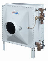 Compact Blown Film Air Coolers range from 600-9,000 cfm.