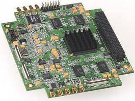 Video Encoder Card features single PCI/104 form factor.